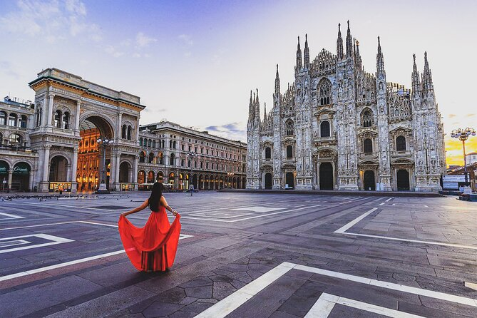 Private Milan Must See Tour with a Local Expert Guide