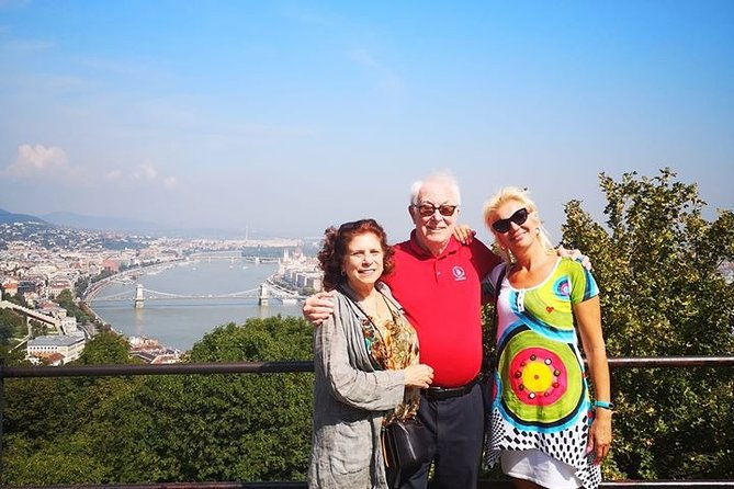 PRIVATE (7 hours) Budapest and Szentendre city tour with lunch and winetasting