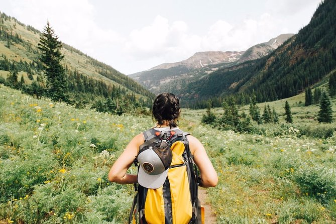Private Rocky Mountain National Park Hike