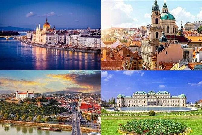 7 Days/ 6 nights European Highlights Private tour of Budapest-Vienna-Bratislava