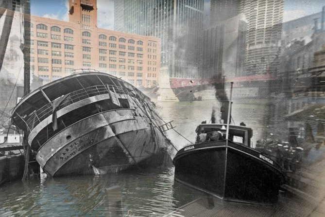 Chicago Ghost Hunt: Ghosts of the Chicago River
