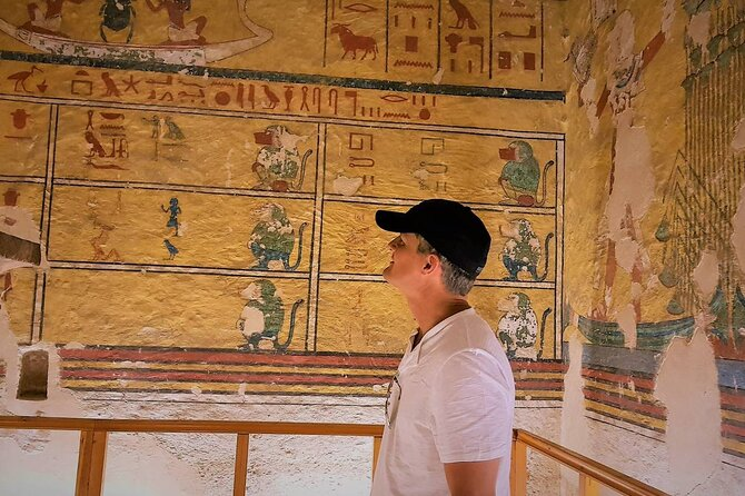 Private Guided Day Tour to Luxor from Cairo by Plane