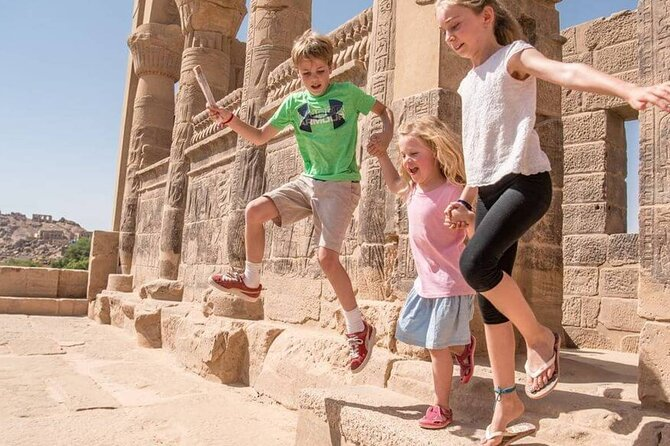 3 nights luxor&Aswan Nile cruise with hot air balloon and abu simbel from luxor
