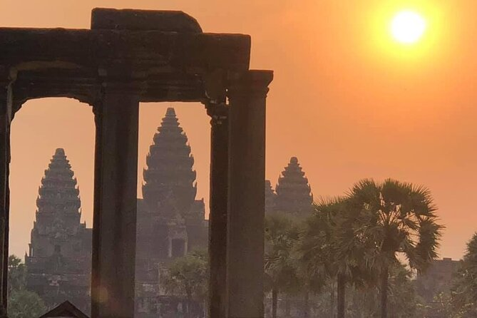 Private Angkor Wat Sunrise Tour