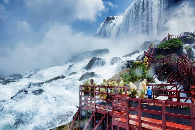 Afternoon Tour of Niagara Falls USA with Maid Of Mist Boat Ride