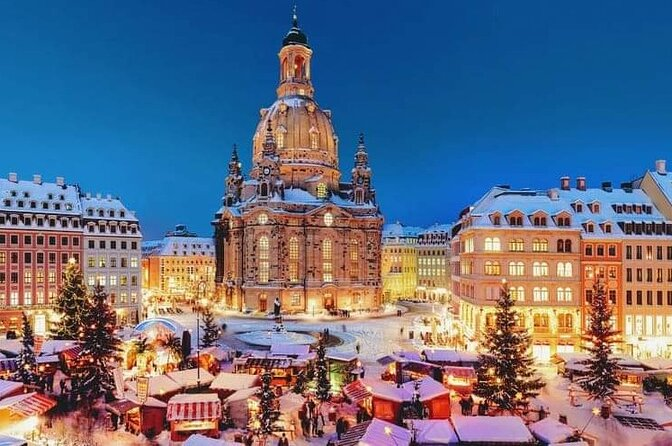 MY*GUiDE EXCLUSiVE TOUR: Prague and/or Dresden CHRISTMAS MARKETS from Munich
