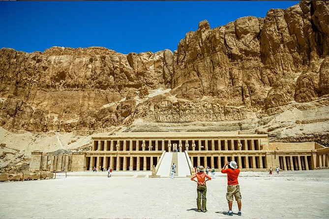 Half-Day Private Guided Tour of Luxor West Bank with Pickup