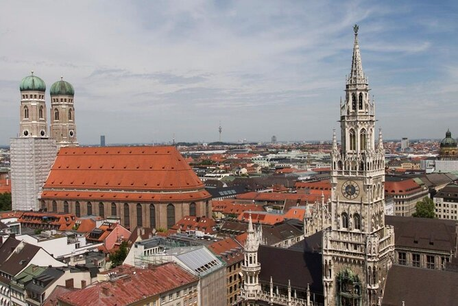 A Half Day In Munich With A Local: Private & Personalized