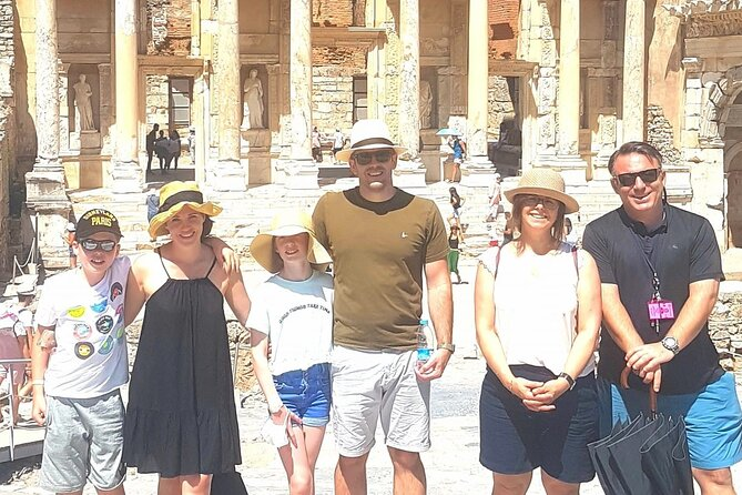 Best Seller Private Ephesus Tour From Kusadasi Port / Hotels