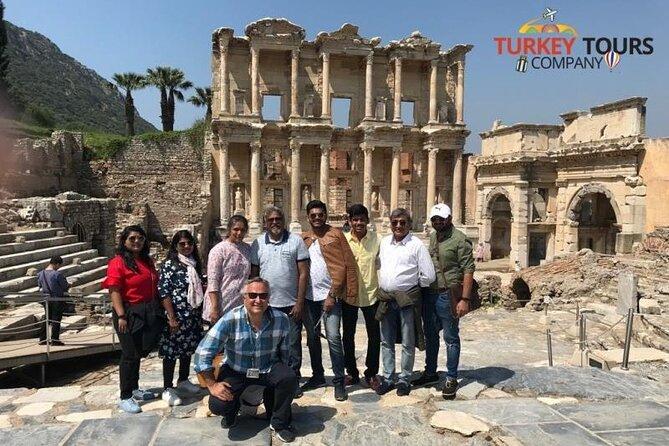 Classic Ephesus Half Day Tour From Kusadasi