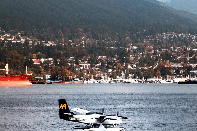 Vancouver to Tofino Seaplane Ticket