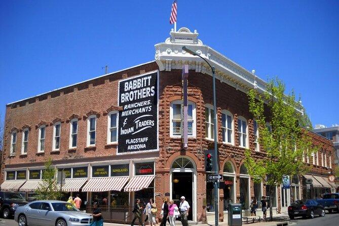Flagstaff Scavenger Hunt: Get Your Kicks
