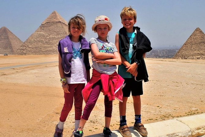 Private Guided Day Tour to Cairo by Bus from Sharm El Sheikh