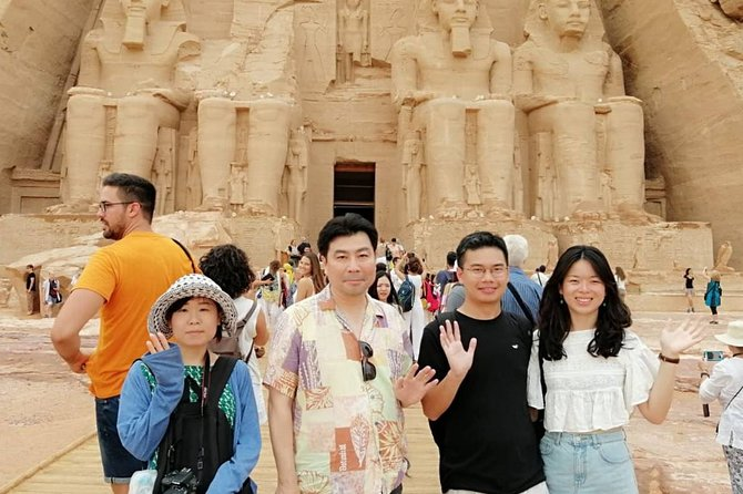 3 nights luxor and Aswan Nile cruise with hot air balloon,abu simbel from luxor.