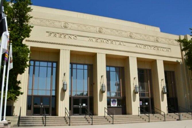 Fresno Scavenger Hunt: Fresno Art & History
