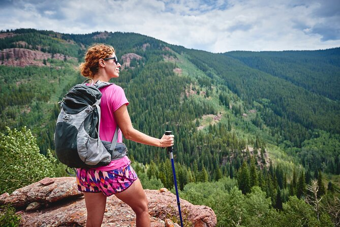 Private Half-day Boulder Hiking Tour from Denver