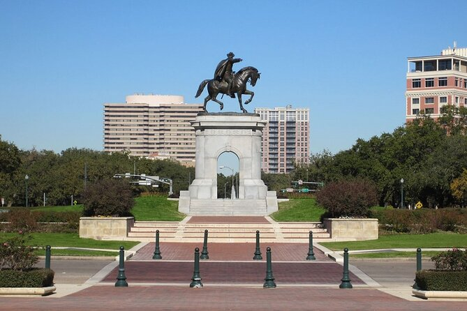 Houston Scavenger Hunt: Houston's Museum District