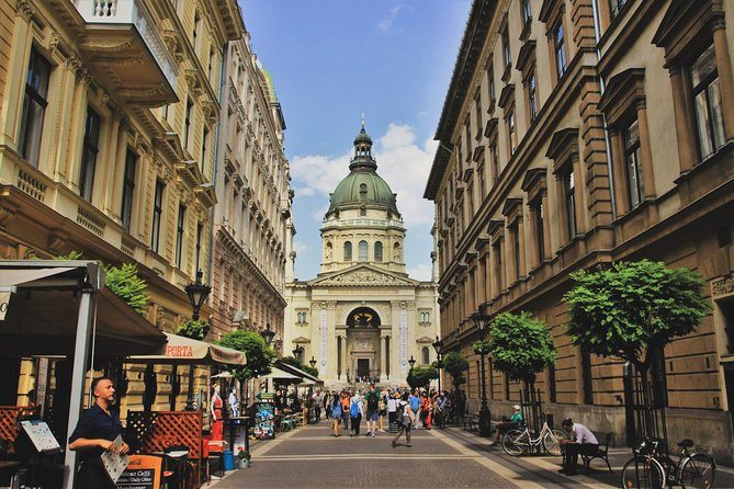 Private Jewish Heritage Tour of Budapest with Local Expert