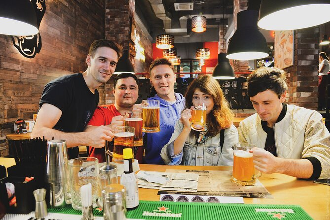 Budapest By Night - Private Pub Crawl in Budapest with Professional Expert Guide