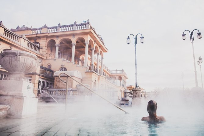 Budapest Must-Sees Private Tour with Professional Local Guide