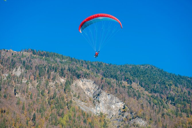 Tandem Paragliding with Transfer from Belek