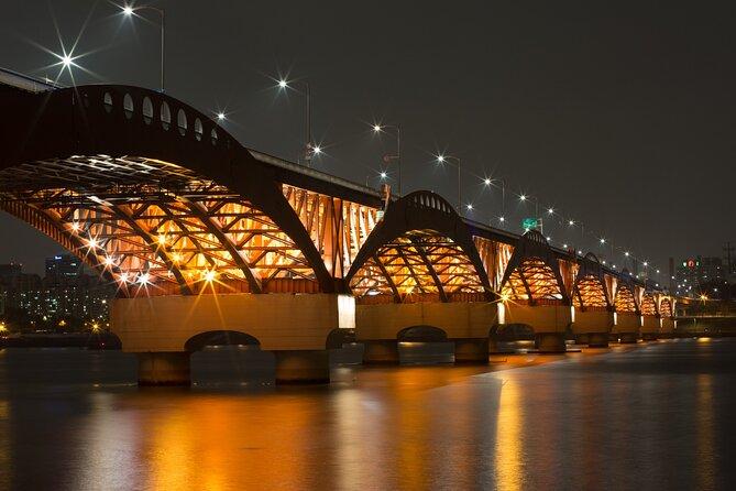 Night view Tour - beautiful bridge