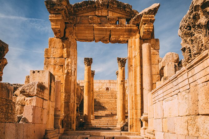 Private Tour to Jerash and Ajloun from Amman