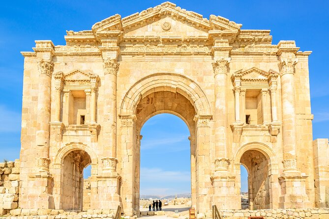 Private North Tour to Jerash and Ajloun with Amman Sightseeing
