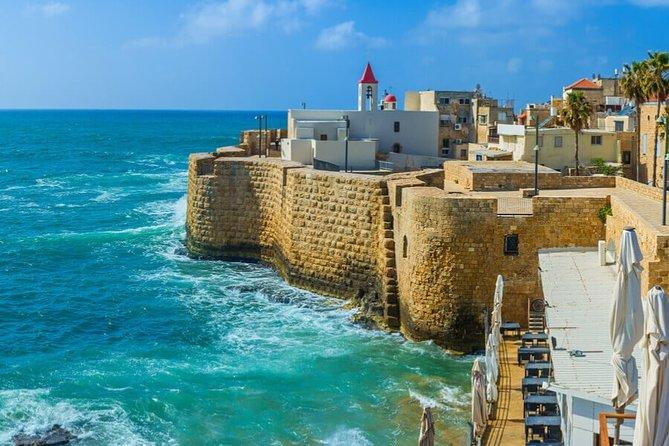 2-Day Israel Tour from Jerusalem: Caesarea, Acre, Haifa and Nazareth