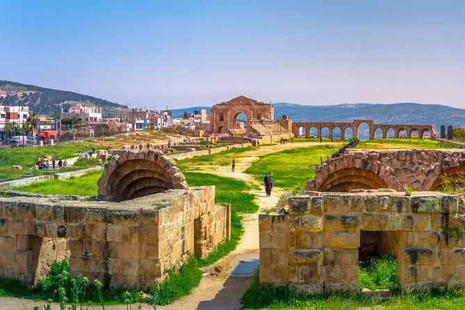 Private North Tour to Jerash, Ajloun, and Umm Qais from Amman