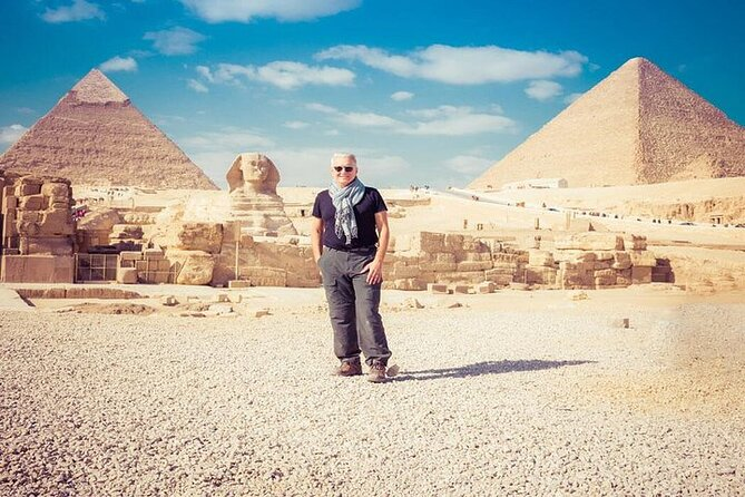 Day tour to Cairo by bus from Sharm el Sheikh