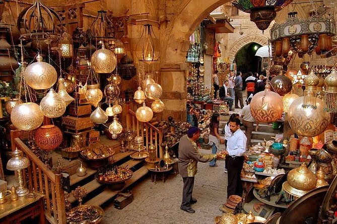 Cairo Day by Bus from Sharm El Sheikh