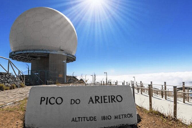 Pico do Arieeiro - Highest peak - Adventureland Madeira 4x4 Tours