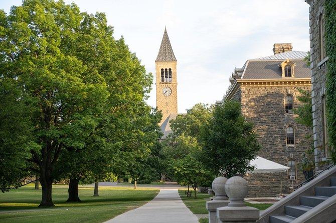 Ithaca Scavenger Hunt: Big Red Cornell