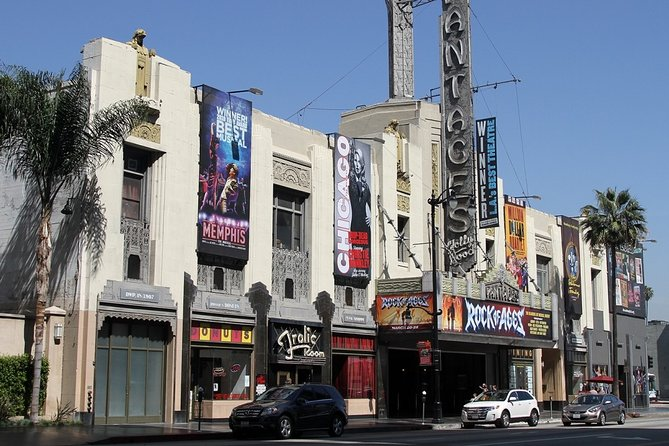 Los Angeles Scavenger Hunt: Tinseltown's Biggest Stars
