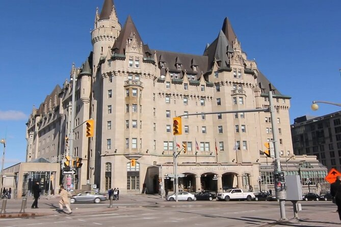 Ottawa Scavenger Hunt: Ottawa's Iconic Sights