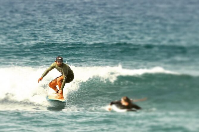 Private Surf Coaching on Fuerteventura