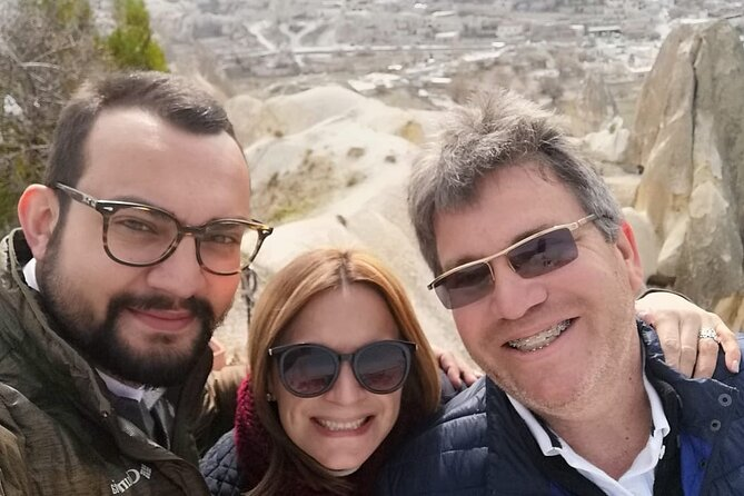 Private Highlights of Cappadocia With Shopping Time