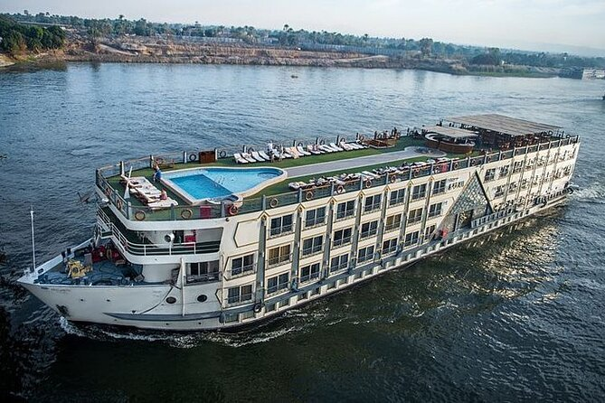 4 days Aswan and luxor Nile cruise with hot air balloon,abu simbel from hurghada