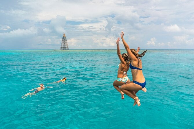 Amazing daytrip in KEYWEST with boat, snorkeling tour and a FREE open BAR