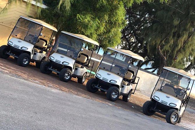 4-Seater Golf Cart Rental