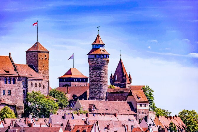 MY*GUiDE EXCLUSiVE CHARMING, HISTORIC Nuremberg & River Cruise Tour from Munich