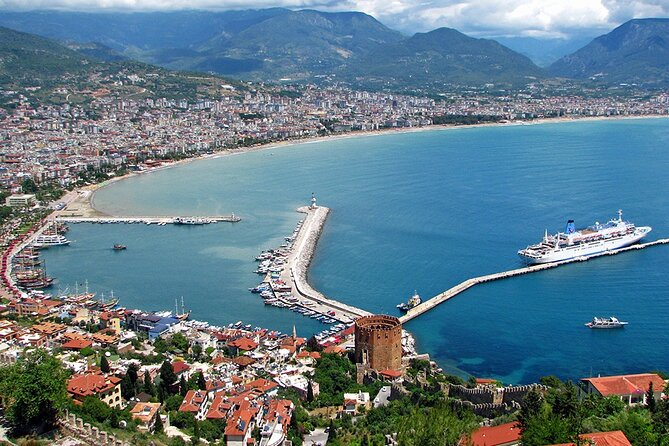 Excursion to Alanya without program
