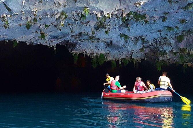 Ormana Vilage & Altin Beşik Cave