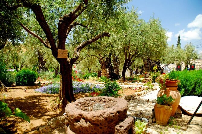 4-Day Christian Tour from Tel Aviv: Jerusalem, Jericho, Bethlehem and Nazareth