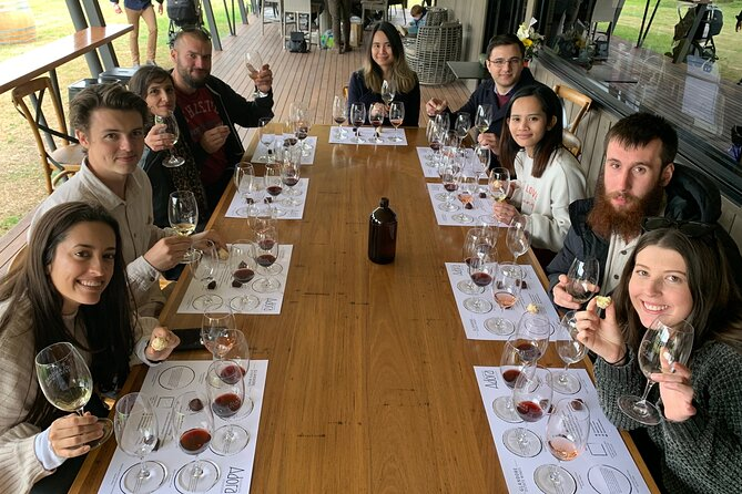 Wine & chocolate paired tastings with Zepher Tours