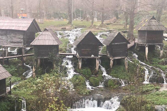 Jajce with Pliva Lakes and Travnik Day Tour from Sarajevo