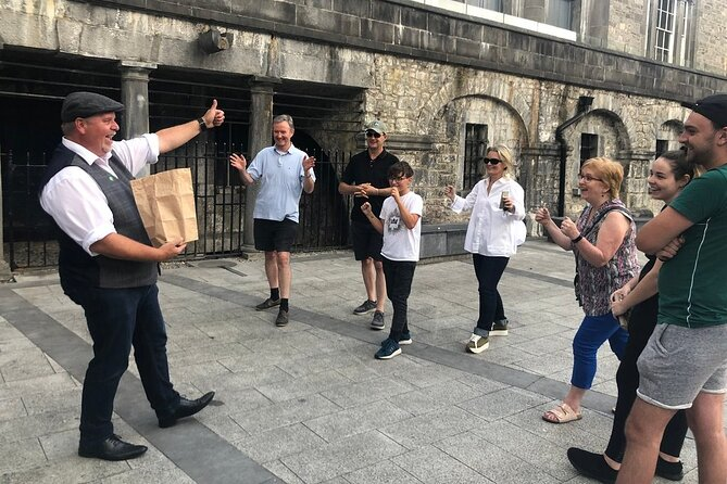 Guided Walking Tour in Kilkenny