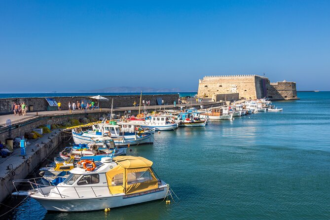 Private Walking Tour in Heraklion the Capital City of Crete