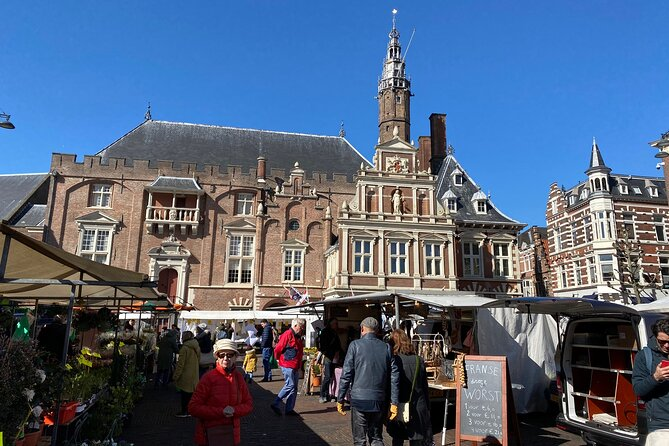 Small Group Culinary Walking Tour in Haarlem